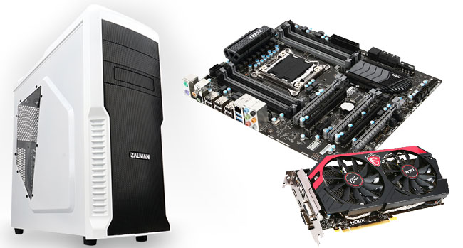 OFC-GMRI74820K Powered by MSI Edition 製品画像