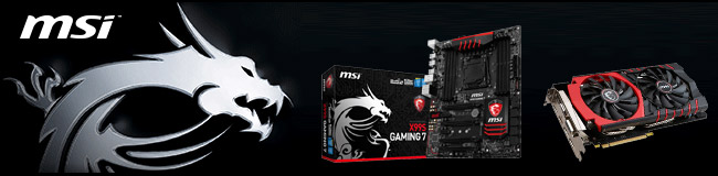 NEXUS&MSIのコラボレーションモデル! Powered By MSI認定の「NX-Gamers Mpower」シリーズ3製品を受注開始