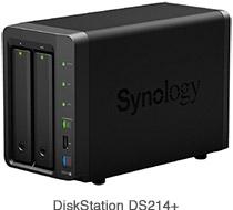 DiskStation DS214+