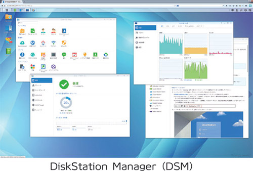 DiskStation Manager(DSM)