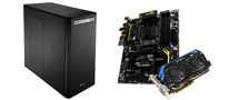 サイコム G-MasterシリーズにMSI Z77 MPowerを採用