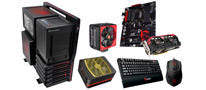 PC-takeオリジナルコラボPC Powered by MSI & Thermaltake Edition