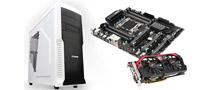 PCワンズ&MSIのコラボレーションモデルにX79A-GD45 Plusを採用