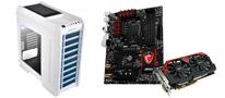 PCワンズ&MSIのコラボレーションモデルにZ97 GAMING 7を採用