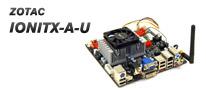 ZOTAC IONプラットフォームマザーボードの消費電力を計る