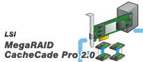 LSI CacheCade Pro 2.0について