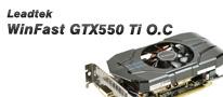1万5000円以内のベストバイ!「WinFast GTX550 Ti O.C」