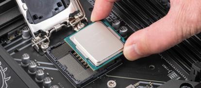 自作PCの作り方【手順その1】各PCパーツの紹介・CPU取り付け