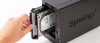 Synology NAS入門【手順その1】HDDの組み込み、DSMセットアップ