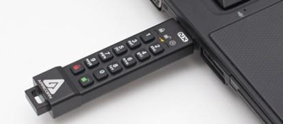 PCレスでデータ暗号化!セキュアUSBメモリー「Aegis Secure Key 3NX」を試す【その2】利用シーンを広げる便利機能