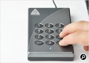 Admin Modeのパスワードを変更する