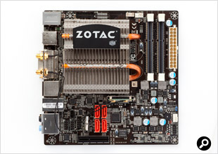 ZOTAC InternationalのFUSION350-A-E