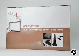 ATP-2150の製品パッケージ