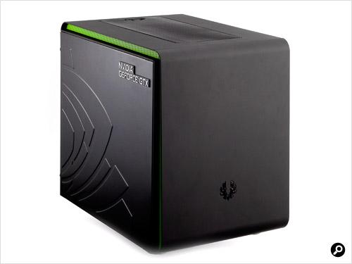 Phenom Micro-ATX 製品画像
