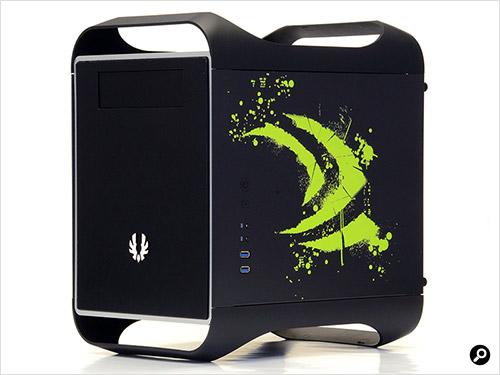 Prodigy Mにも、NVIDIAとコラボレーションした特別モデルがある