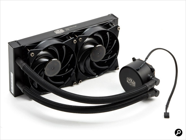 Cooler Master Technology MasterLiquid 240 製品画像