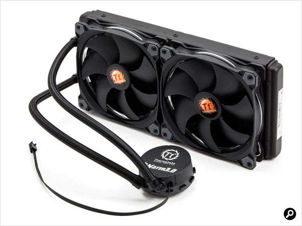 Thermaltake Technology Water 3.0 Riing Edition 280mm 製品画像