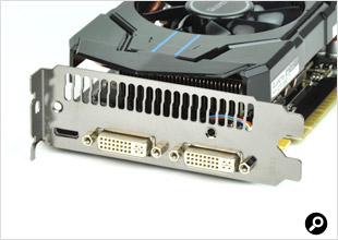 映像出力端子はDVI-I×2とミニHDMI×1
