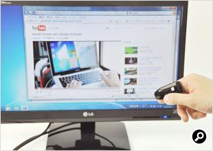 YouTubeの操作感覚はリモコンに近い