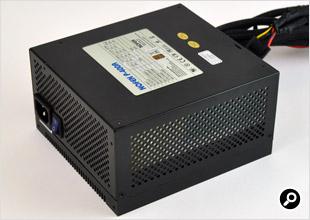 電源ユニットのP-400A