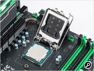 CPUの位置を確認