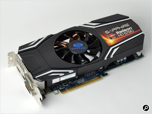 HD6790-1G-GDDR5-PCI-E製品写真