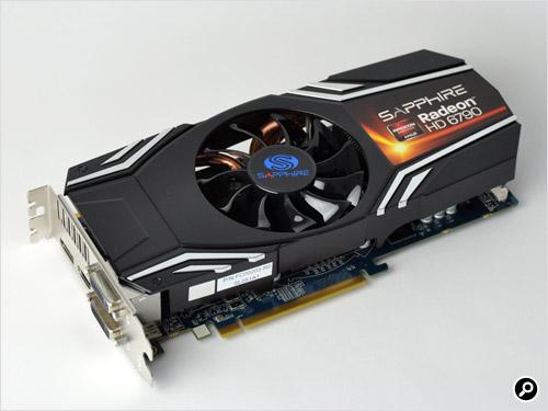 HD6790-1G-GDDR5-PCI-E製品写真