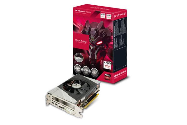 AMDの最新機能(TruAudioやMantle)に対応、そして4Kハードウェアエンコード機能も搭載となれば確かに欲しいね。Mini-ITXで自作したくなる一品だ。