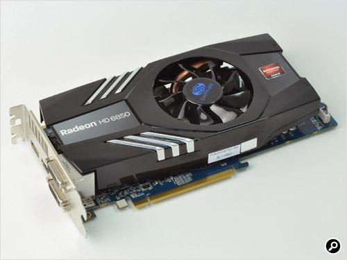 Sapphire HD6850 1G GDDR5 PCI-E DL-DVI-I+SL-DVI-D/HDMI/DP製品写真
