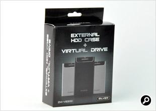 ZM-VE200のパッケージ