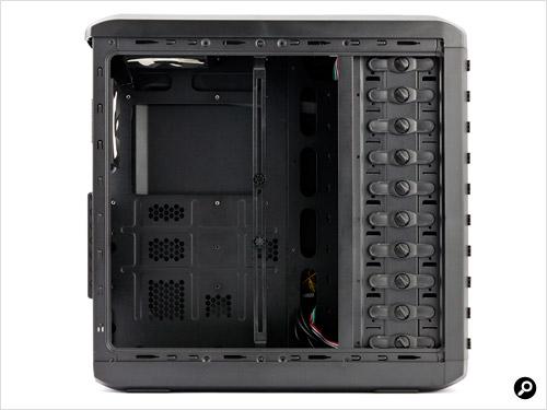 MS800の内部