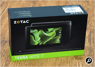 NVIDIA Tegra 4のパッケージ