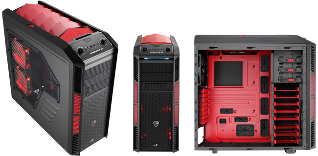 XPredator X3 Devil Red Edition 製品画像