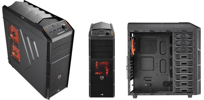 Xpredator X1 Black Edition 製品画像