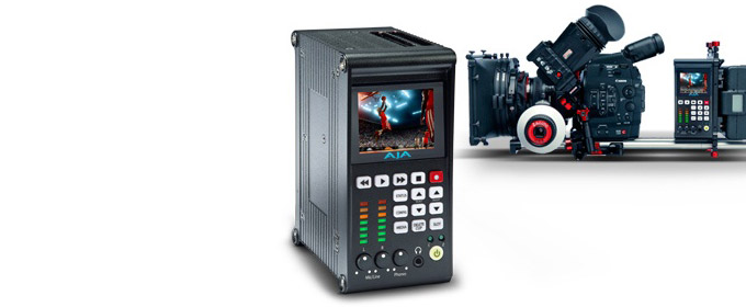 AJA Video Systems社、 4K, 2Kレコーディング対応「Ki Pro Quad」を発表