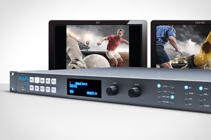 AJA Video Systems社、デュアルチャンネルユニバーサルフレームシンクロナイザ/フォーマットコンバータFS2 バージョン2.0ソフトウェアを発表