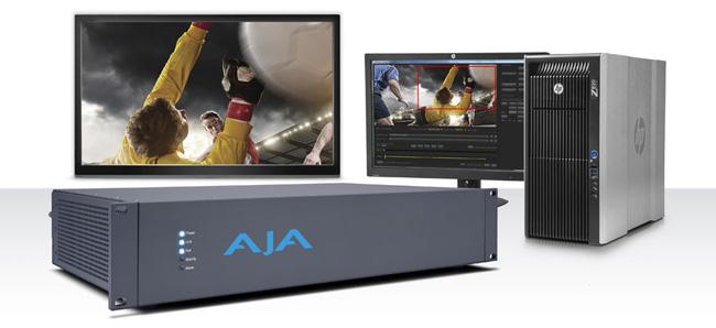 AJA Video System社、リアルタイム4K切り出しワークフロー「TruZoom」を発表