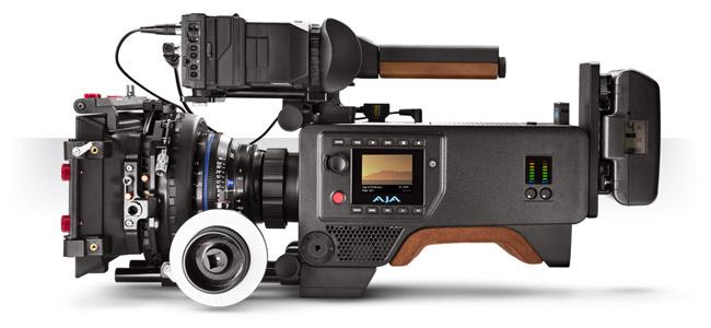 AJA Video Systems社、4K/UHD/2K/HD対応のプロダクションカメラ「CION」を発表