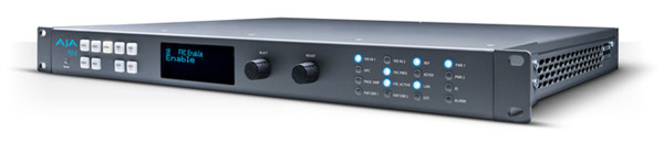 AJA Video Systems社、次世代フレームシンクロナイザー&フレームレートコンバーター「FS1-X」を発表