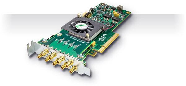 AJA Video Systems社、デベロッパーパートナーにマルチチャンネルI/Oを提供する「Corvid 88」を発表