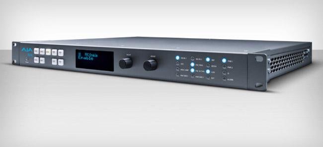 AJA Video Systems社、FS1-Xの5.1および7.1ステレオミックスダウン&リバーステレシネ対応を発表