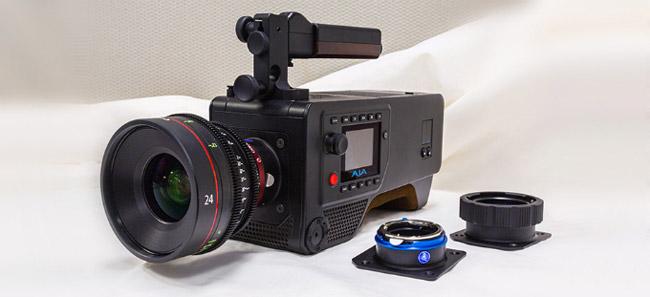 AJA Video Systems社、トップカメラアクセサリーメーカーにCIONがサポートされたことを発表