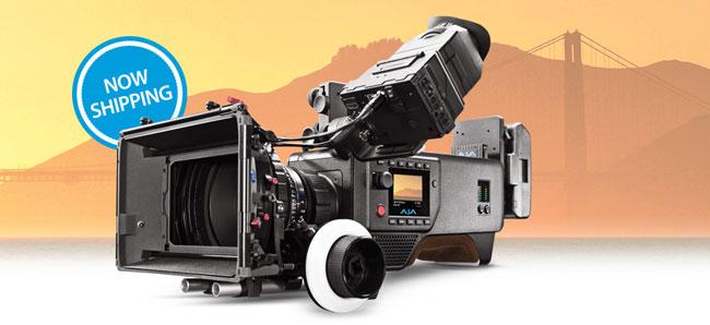 AJA Video Systems社、4K/UHD/2K/HD対応のプロダクションカメラ「CION」の出荷開始を発表