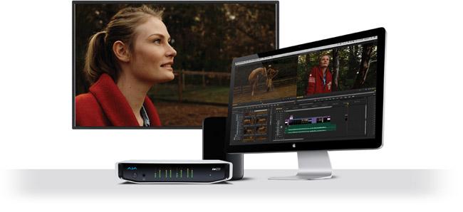 AJA Video Systems社、KONAおよびIoシリーズの新ソフトウェアとAJA Control Roomのアップデートを発表