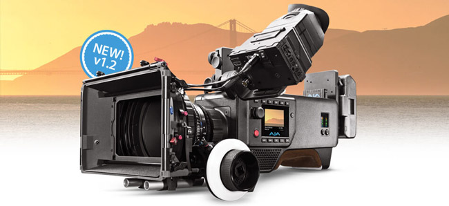 AJA Video Systems社、NAB 2015でCIONプロダクションカメラのファームウェア v1.2を発表
