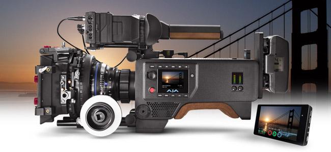 AJA Video Systems社とAtomos社、NAB 2015でAtomos Shogunレコーダーの4K 60fps AJA Rawサポートを発表