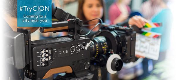 AJA Video Systems社、北米およびアジア太平洋に向けた#TryCIONツアーをキックオフ