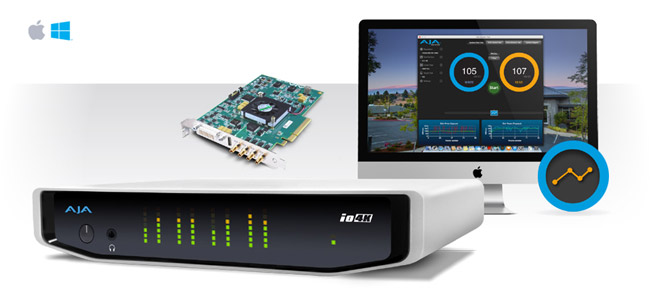 AJA Video Systems社、クローズドキャプションのキャプチャーに対応したデスクトップソフトウェア v12.3をリリース