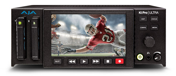 AJA Video Systems社、4K/UltraHD/2K/HDレコーダー兼プレイヤー「Ki Pro Ultra」をInter BEE 2015で発表