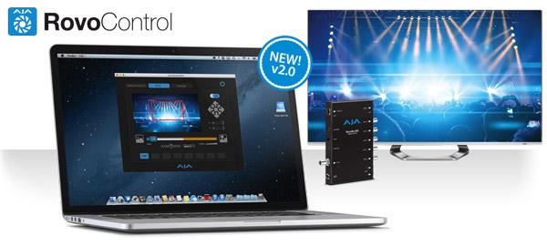 AJA Video Systems社、RovoRx-SDI HDBaseTレシーバーとRovoControl v2.0ソフトウェアを発表